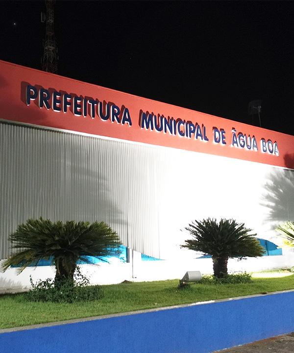 Água Boa - Iluminação Pública5